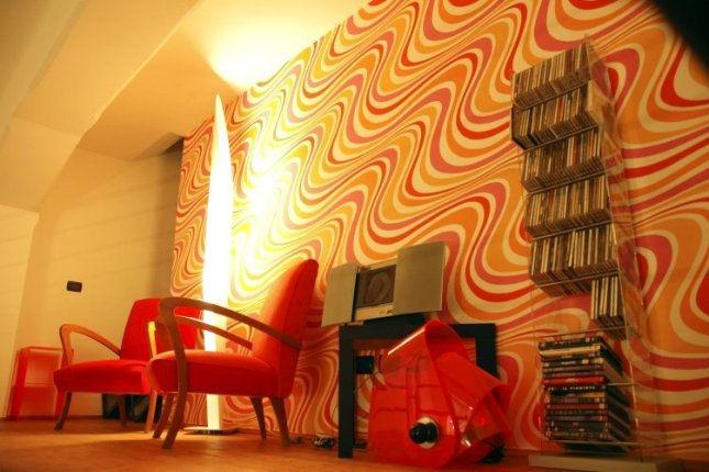 Decorando tu espacio los nuevos vinilos para el 2010 - Formas de pintar paredes interiores ...