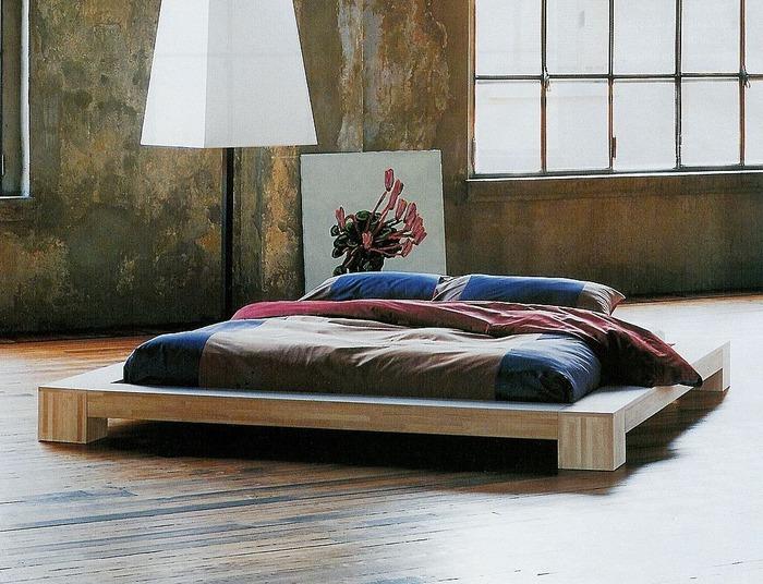 Decorando tu espacio camas tatami dormitorio con estilo for Cama tatami