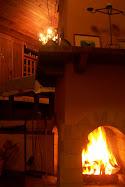 mantenho a chama do meu fogo sempre ardente