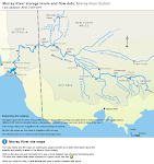 Murray Darling Basin Authority  -Live River Data