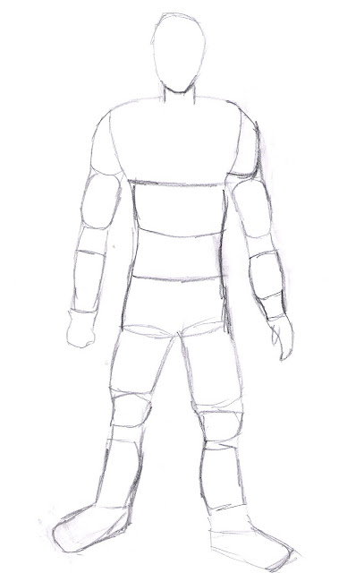 Basics Of Character Design : Elm productions character design shape outlines and
