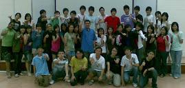 Zahiri Shams Bersama Dengan Sebahagian Anak-Anak Didik Di KBU International College Malaysia