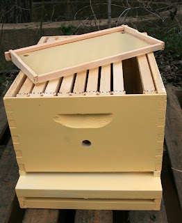 how to make a bee vacuum box