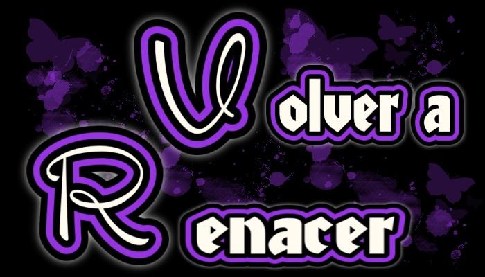 Volver a Renacer