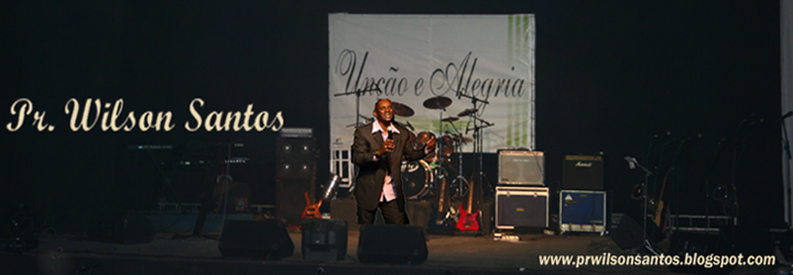 Pastor Wilson Santos