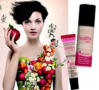 Bourjois Cosmetics on Heart Cosmetics  Bourjois Healthy Mix Foundation Review