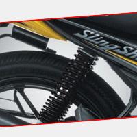 Suzuki Slingshot Suspension