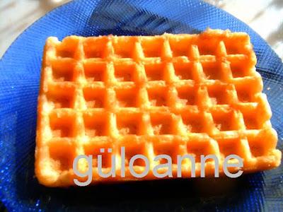 Waffle nasıl yapılır.Hanuru nasıl olmalı