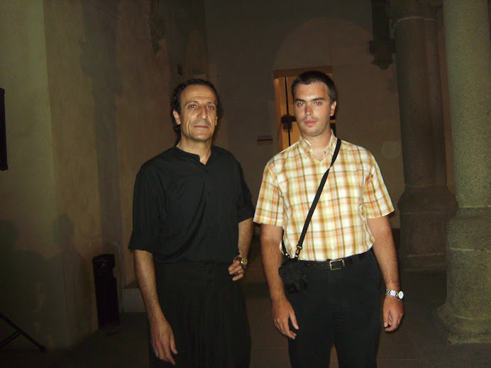 Javi y Luis Paniagua 2009