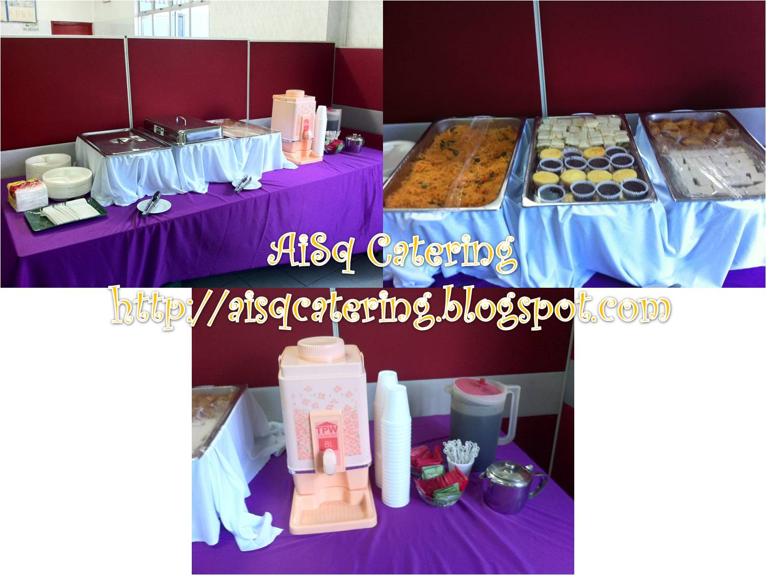 aisq catering morning tea break lunch buffet teck see plastic sdn bhd shah alam. Black Bedroom Furniture Sets. Home Design Ideas