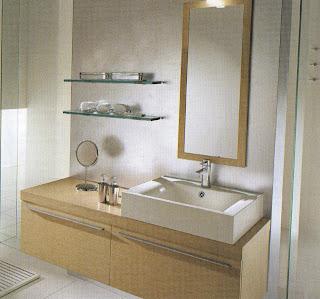 Cocinas madera y roca espacios y dise os muebles de - Banos nuevos disenos ...
