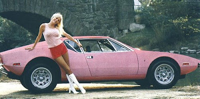 Retro Cars and Girls Pictures  Cool Cars Blog