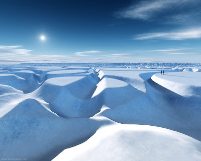 horses in snow wallpaper. Alone I wander a thousand miles, and I ask my way from the white clouds.