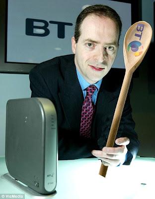 BT Wins Worst Customer Service Award 2008