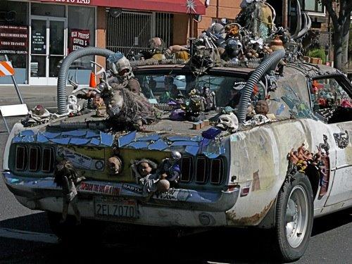 collection car paint job - photo #27