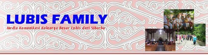 Situs Keluarga Lubis Sihorbo Barus Utara