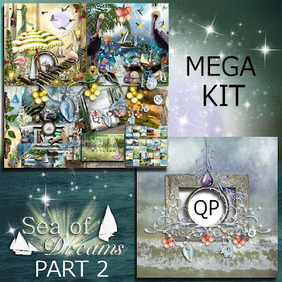 ***SEA OF DREAMS PART 2 ****kit coming out on Wed May 13.09