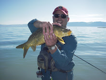 Giant Carp..on the Fly Rod!
