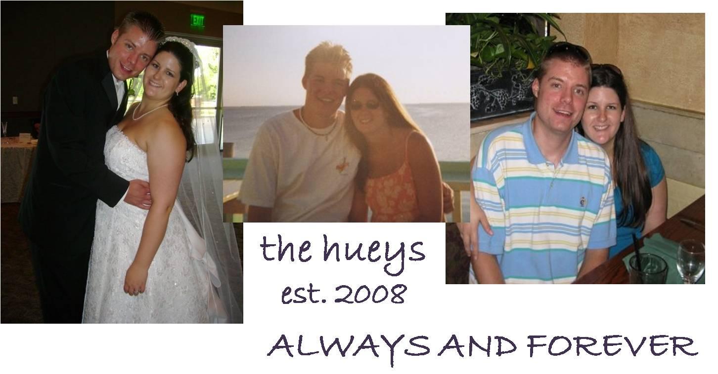 the hueys