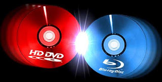 HD DVD vs. Blu-ray Disc