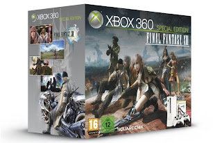 XBOX 360 Super Elite Console with Final Fantasy XIII