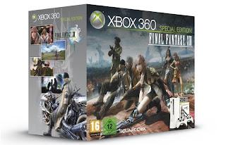 XBOX 360 Super Elite Console with Final Fantasy XIII