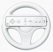 Official Wii Wheel for Nintendo Wii