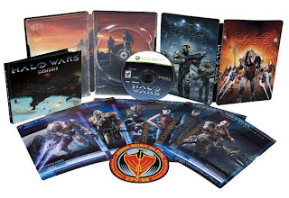 HALO WARS: Limited Collectors Edition for XBOX 360