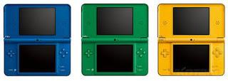 Nintendo DSi XL Consoles