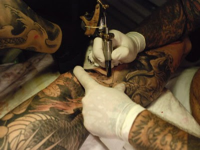 iTC Tattoo Piercing Encres aiguilles machines tattoo