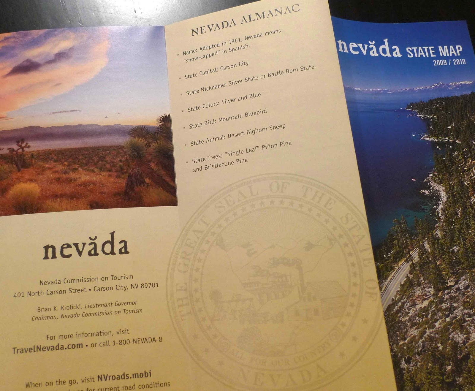 Lost In Translation Nevada QuotOfficialquot Or QuotSpanish