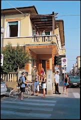 Italian language school in Viareggio