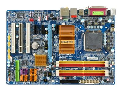 Gigabyte GA-P35C-DS3R Motherboard