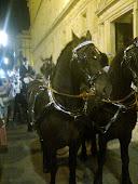 Gran boda en el centro de Sevilla