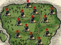 Crush the Castle 2砦