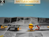 battle of cheetos