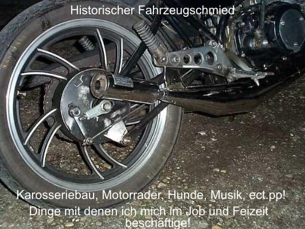 Historischer Fahrzeugschmied
