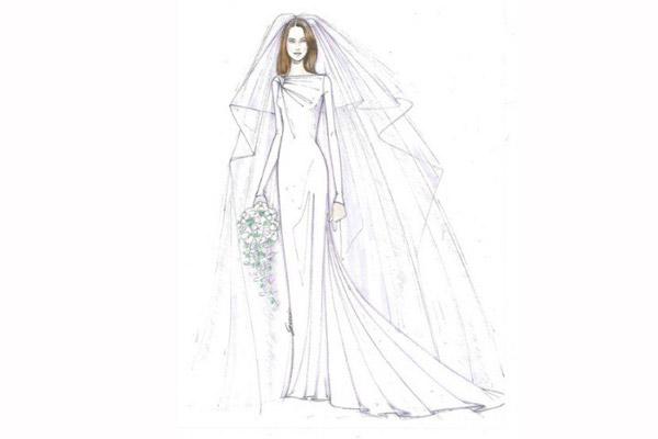 figurines de vestidos de novia – vestidos para bodas