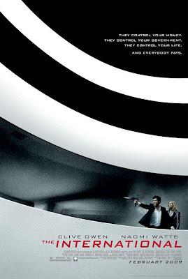 THE INTERNATIONAL.ESTRENO DVD