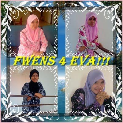 my best fwen!!!