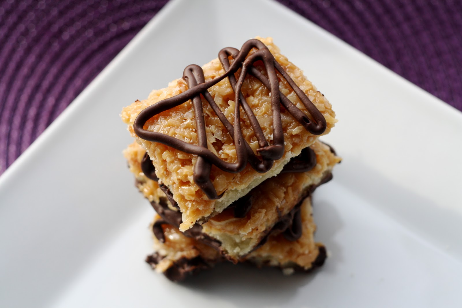 """... cookie? Any other """"mock"""" Girl Scout cookie recipes I need to try"""