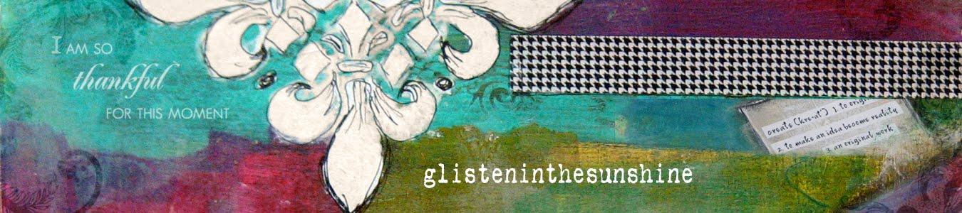 glisteninthesunshine