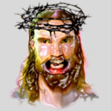 Scary Jesus