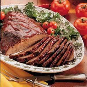 Beef Brisket Recipe ~ Molten Chocolate Lava Cake