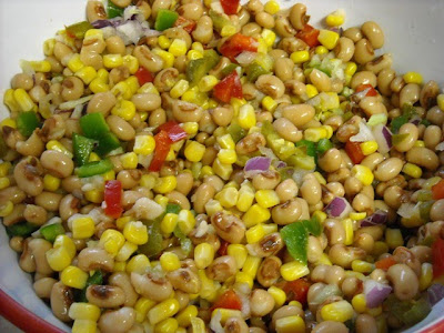 Texas Caviar {Recipe from The Lone Star State}