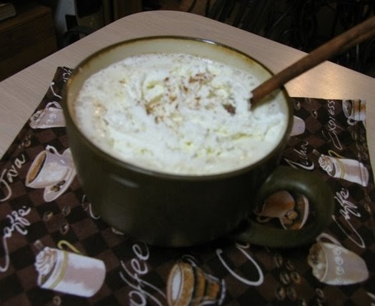 Crock Pot Gingerbread Latte photo