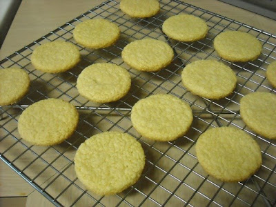 Baby rice cereal cookie recipe