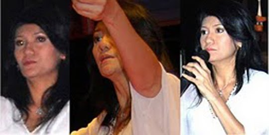 christine panjaitan dan cinta pertama abadinya dgn suami aktris marissa haque