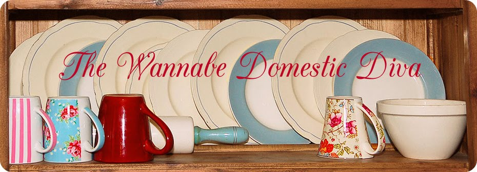 {The Wannabe Domestic Diva}