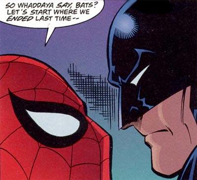 spiderman and batman games